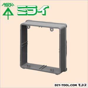 ボックス用継枠 (ワンタッチタイプ)プラスチック製継枠   OF-119JY35