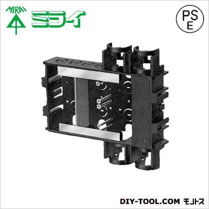 ユニットボックス (情報機器ボックス)   SBTV-3W