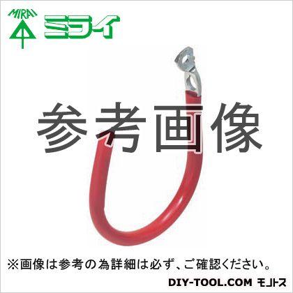 ケーブルハンガー(ビス止めタイプ) 黄  ACH-TS-Y 10 ヶ