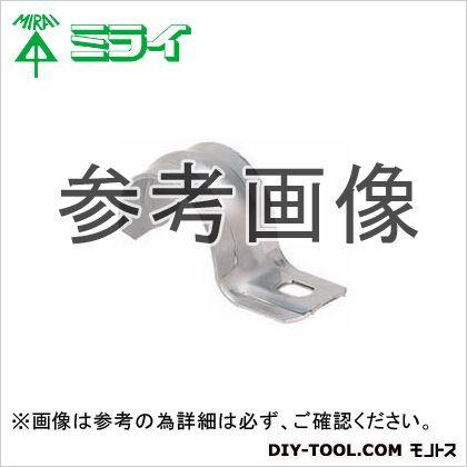 ステンレス片サドル (SVケーブル・キャブタイヤコード・電線管共用) (SSKT-14) 100ヶ
