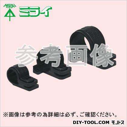 SV片サドル (SVケーブル・TLチューブ・電線管・同軸ケーブル用) グレー (KTB-4G) 50ヶ