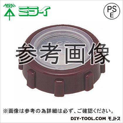 ポリカブッシング (絶縁ブッシング)厚鋼電線管用 (ZVO-54) 10ヶ