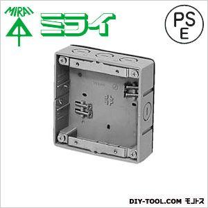 真壁用スイッチボックス断熱シート付(防露壁用)   SM30L-OD