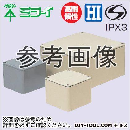 防水プールボックス(平蓋) ベージュ  PVP-1510AJ