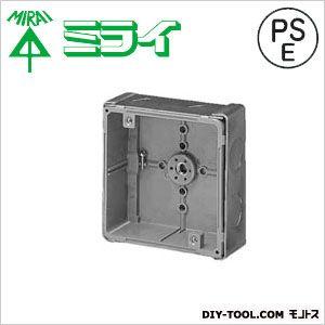 X線防護用アウトレットボックス   CDO-4AXP-2