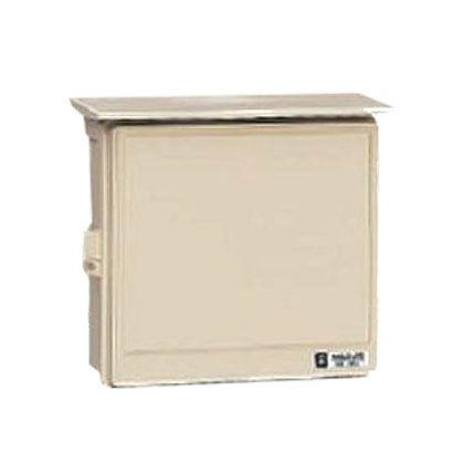 ウオルボックス (プラスチック製防雨スイッチボックス)屋根付 (WB-14AM)