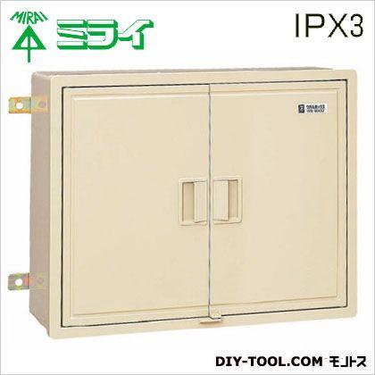 ウオルボックスR (プラスチック製防雨スイッチボックス)屋根無   WB-18AOJ