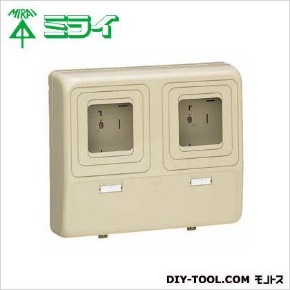 電力量計ボックス(化粧ボックス) (WP-3WJ)