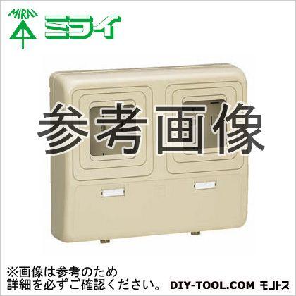 電力量計ボックス(化粧ボックス)   WP-3WM