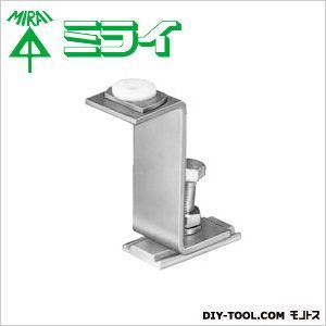 未来工業 固定板 (アルミレールとインテリアダクト用)   CKA-1BD