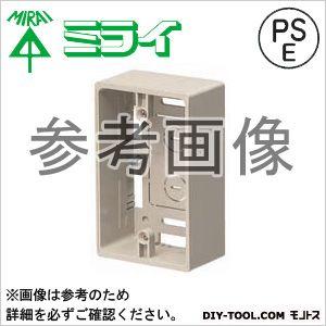 モール用スイッチボックス (MSB-1YW)