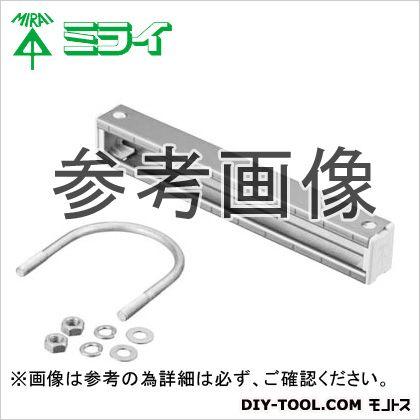 鋼管用ポールバンド(Uボルトタイプ) (POM-40U)