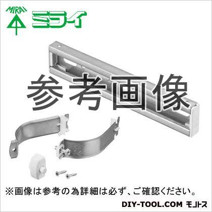 鋼管用ポールバンド(木板用) (POM-20FLS)