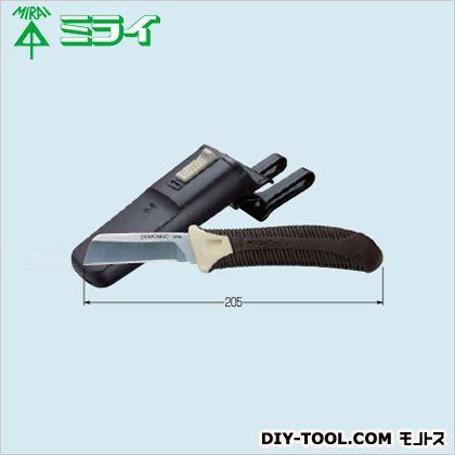 ニューデンコーマック (電工ナイフ)ケース付   DM-1S