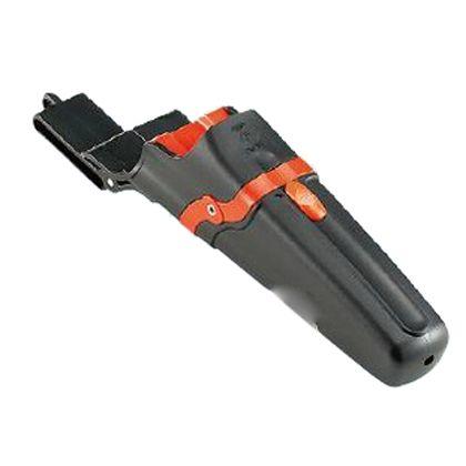 デンコーマック(電工ナイフ)2連樹脂ケース (DM-WT)