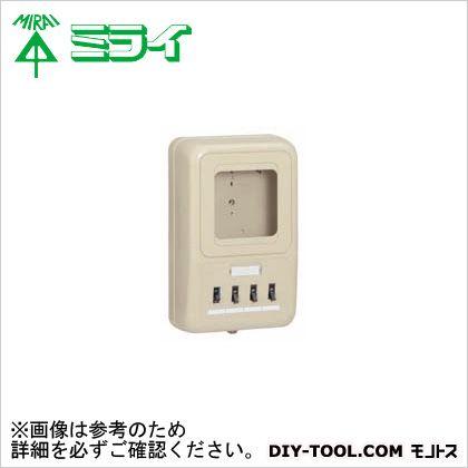 電力量計ボックス〈ELB付(2P30A・OC付)〉 (WP2-201KJ)