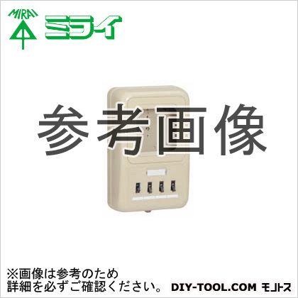 電力量計ボックス〈ELB付(2P30A・OC付)〉   WP2-201HKM