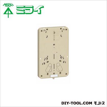 積算電力計取付板 (B-2J-Z)