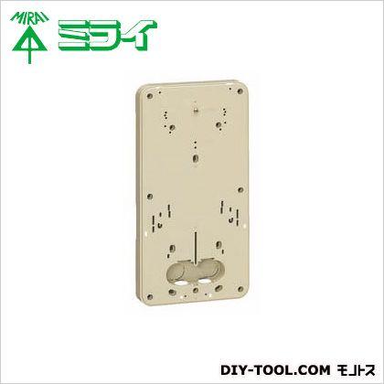 積算電力計・計器箱取付板 (BP-2LJ)