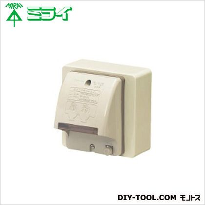 PVKボックス(器具用) ベージュ  PVK-ALN1PKJ