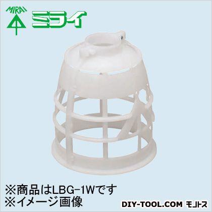 電球ガード 白 (LBG-1W) 20組