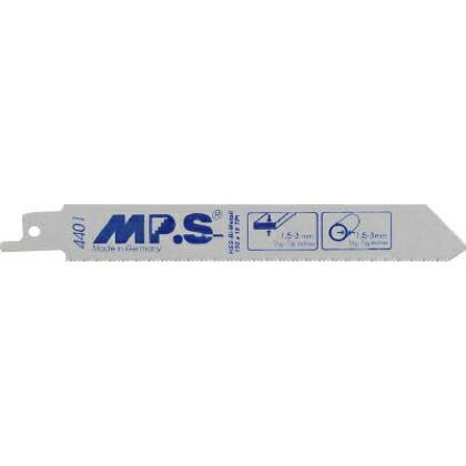 MPS MPS セーバーソーブレード 金属用 150mm×18山 5枚 1PK 4401   4401 1 PK