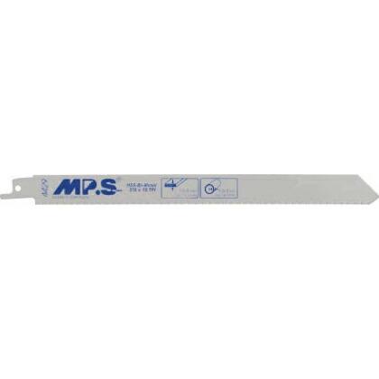 MPS MPS セーバーソーブレード 金属用 230mm×18山 5枚 1PK 4429   4429 1 PK