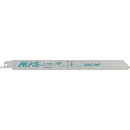 MPS MPS セーバーソーブレード 多種材用 230mm×10―14山 5枚 1PK 4434VP   4434VP 1 PK