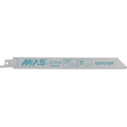 MPS MPS セーバーソーブレード 多種材用 200mm×10―14山 5枚 1PK 4441VP   4441VP 1 PK