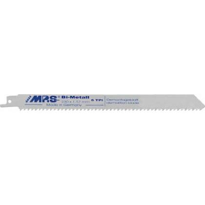 MPS MPS セーバーソーブレード 厚刃・重切削用 230mm×6山 5枚 1PK 4444   4444 1 PK