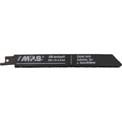 MPS MPS セーバーソーブレード 200mm ガラス・セラミック用 粒度50 5枚 1PK 4082   4082 1 PK