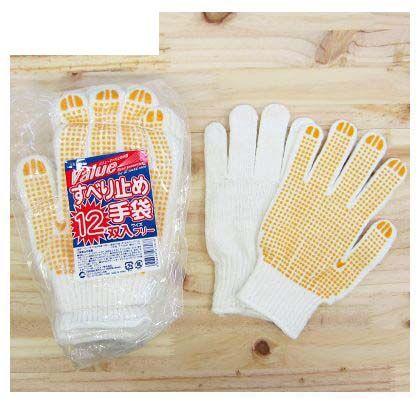 バリューすべり止め手袋 (230219) 12双組