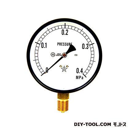 汎用圧力計A100・G3/8 (S-41・0.4MPA)