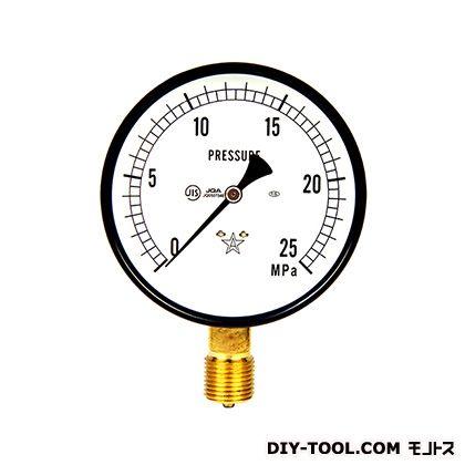 汎用圧力計A100・G1/2   S-41・25.0MPA