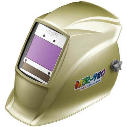 溶接遮光面(レインボーマスク)キャップ型   MR-920-C