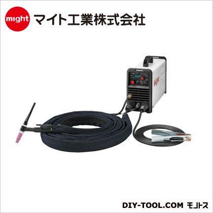 インバータTIG溶接機  W140xH230xL440mm MT-200WD