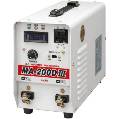 直流インバーターアーク溶接機   MA200D3 1 台