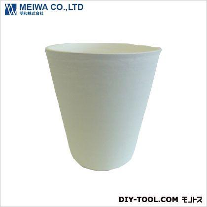 セラアート長鉢 植木鉢(プラスチック樹脂製プランター) 白 8号