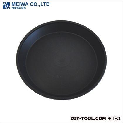 セラアート受皿植木鉢皿(プラスチック樹脂製) 黒 Lサイズ