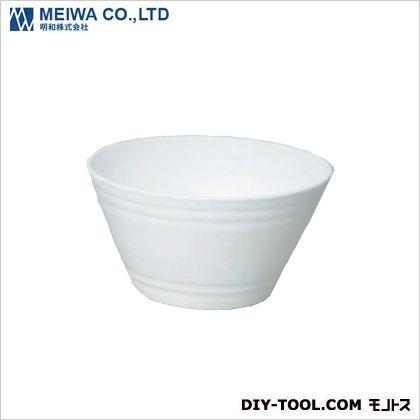 セラアート平鉢 植木鉢(プラスチック樹脂製プランター) 白 33号