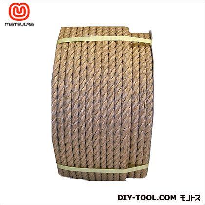 麻(サイザル)ロープ ドラム巻
