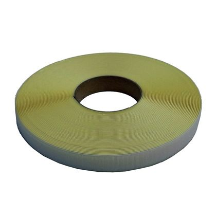 粘着付マジックテープ A面フック (PN) 白 25mm巾X25m