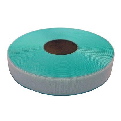 粘着付マジックテープ B面ループ(PN) 白 50mm巾X25m
