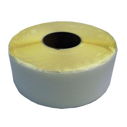 粘着付マジックテープ A面フック (PN) 白 100mm巾X25m