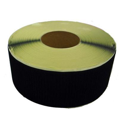 粘着付マジックテープ A面フック (PN) 黒 100mm巾X25m