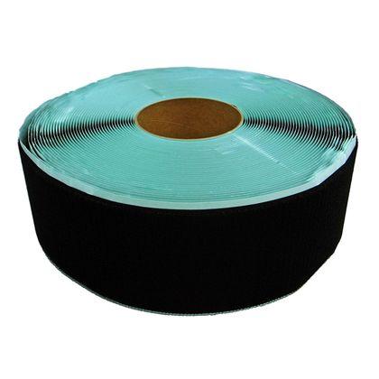 粘着付マジックテープ B面ループ(PN) 黒 100mm巾X25m
