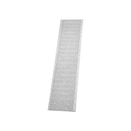 マジックテープ(縫製用)A面フック 白 25mm巾X25m