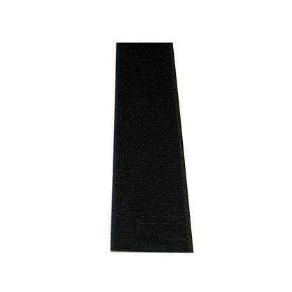 マジックテープ(縫製用)A面フック 黒 50mm巾X25m