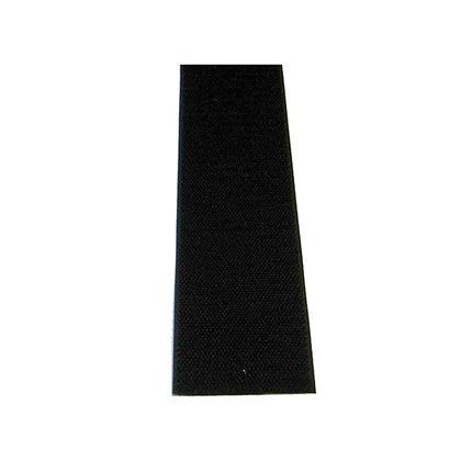 マジックテープ(縫製用)B面ループ 黒 50mm巾X25m