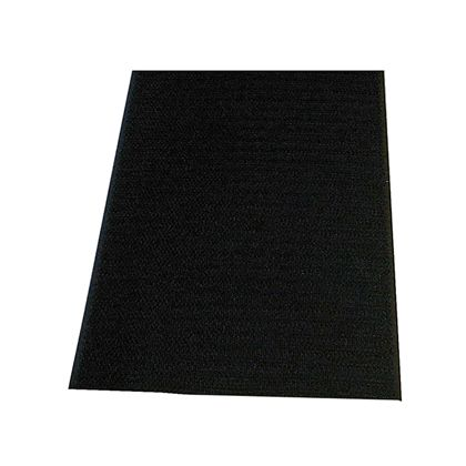 マジックテープ(縫製用)A面フック 黒 100mm巾X25m
